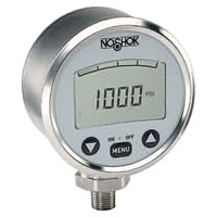 1000 Series Digital Pressure GaugesAlpha Controls & Instrumentation Inc.