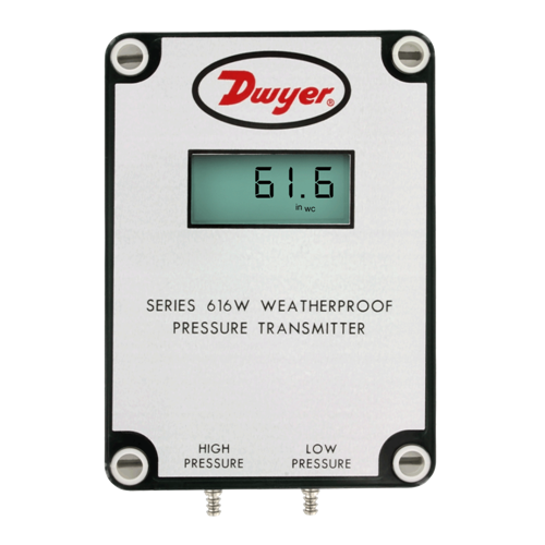 616W Differential Pressure TransmitterAlpha Controls & Instrumentation Inc.