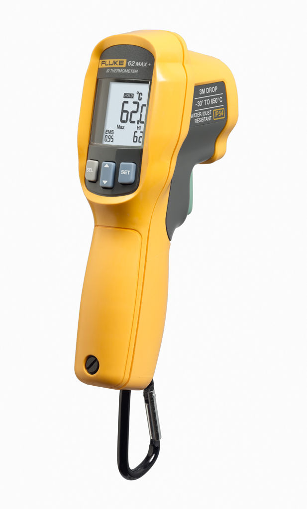 62 MAX / 62 MAX+ Infrared ThermometersAlpha Controls & Instrumentation Inc.