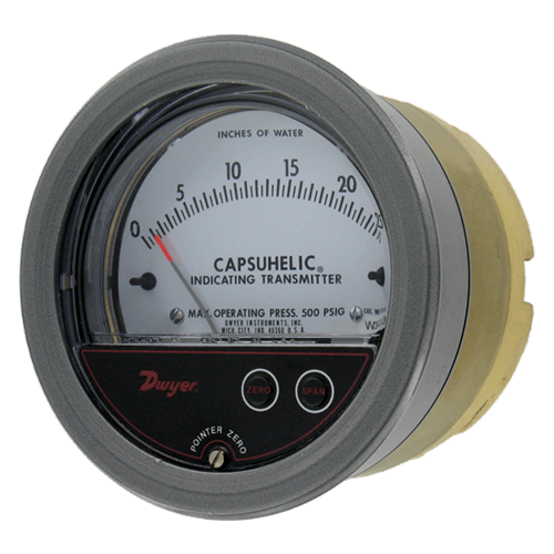 631B Capsuhelic® Wet/Wet Differential Pressure TransmitterAlpha Controls & Instrumentation Inc.