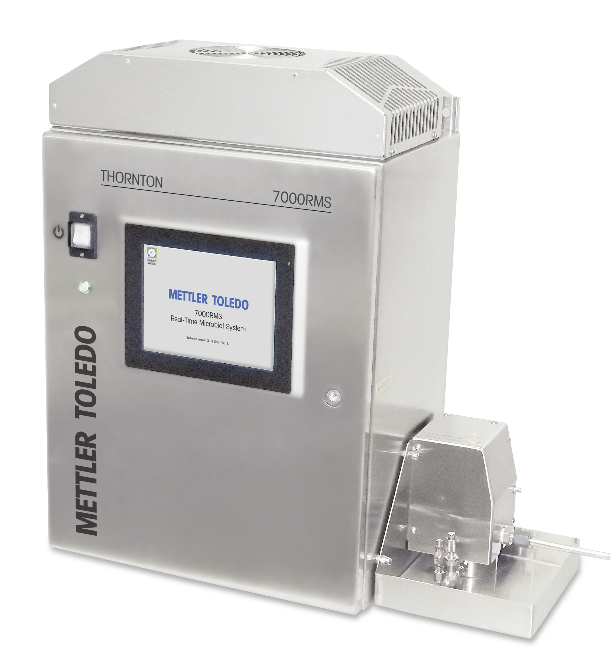 7000RMS Microbial Detection Analyzer - Alpha Controls