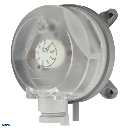 ADPS / EDPS Differential Pressure SwitchAlpha Controls & Instrumentation Inc.