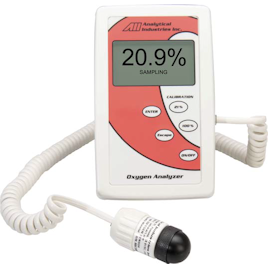 AII-3000 Series Oxygen AnalyzerAlpha Controls & Instrumentation Inc.