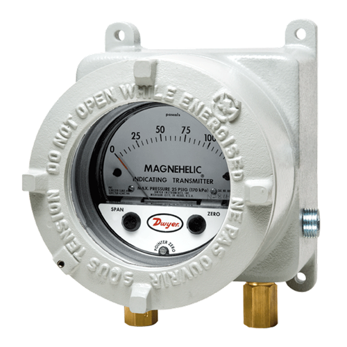 AT2605 ATEX Approved 605 Differential PressureAlpha Controls & Instrumentation Inc.