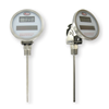 DBT Digital Solar-Powered Bimetal Thermometer