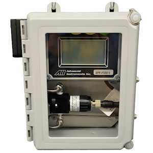 GPR-2500 Oxygen AnalyzerAlpha Controls & Instrumentation Inc.