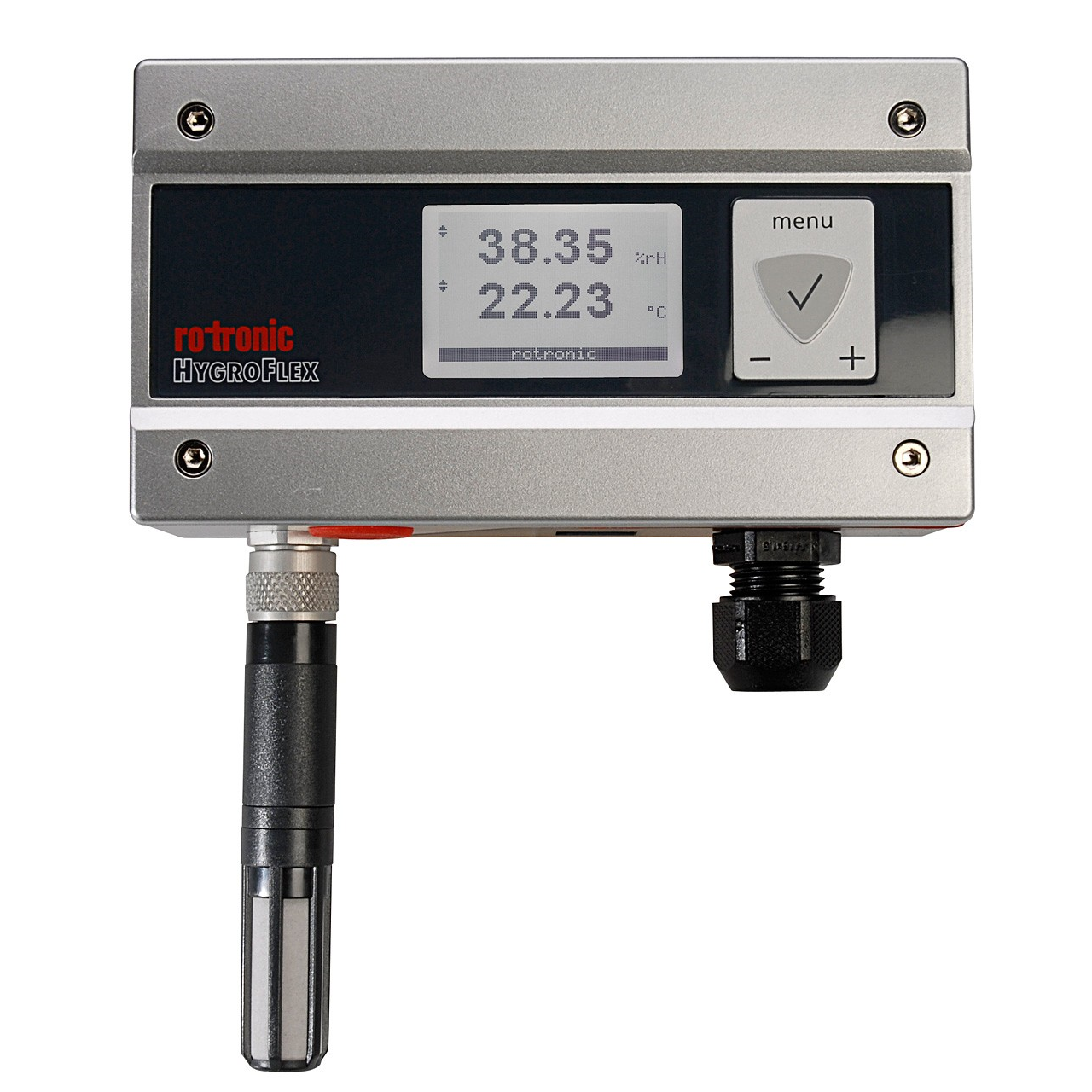 HygroFlex5 Series Humidity TransmittersAlpha Controls & Instrumentation Inc.