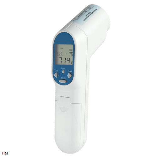 IR3 / IR4 Infrared Temperature ThermometersAlpha Controls & Instrumentation Inc.