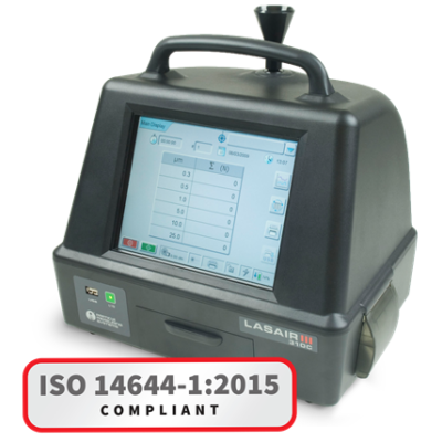 Lasair® III Portable Particle CounterAlpha Controls & Instrumentation Inc.