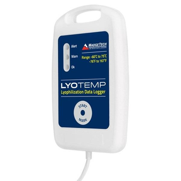 LyoTemp Data LoggerAlpha Controls & Instrumentation Inc.
