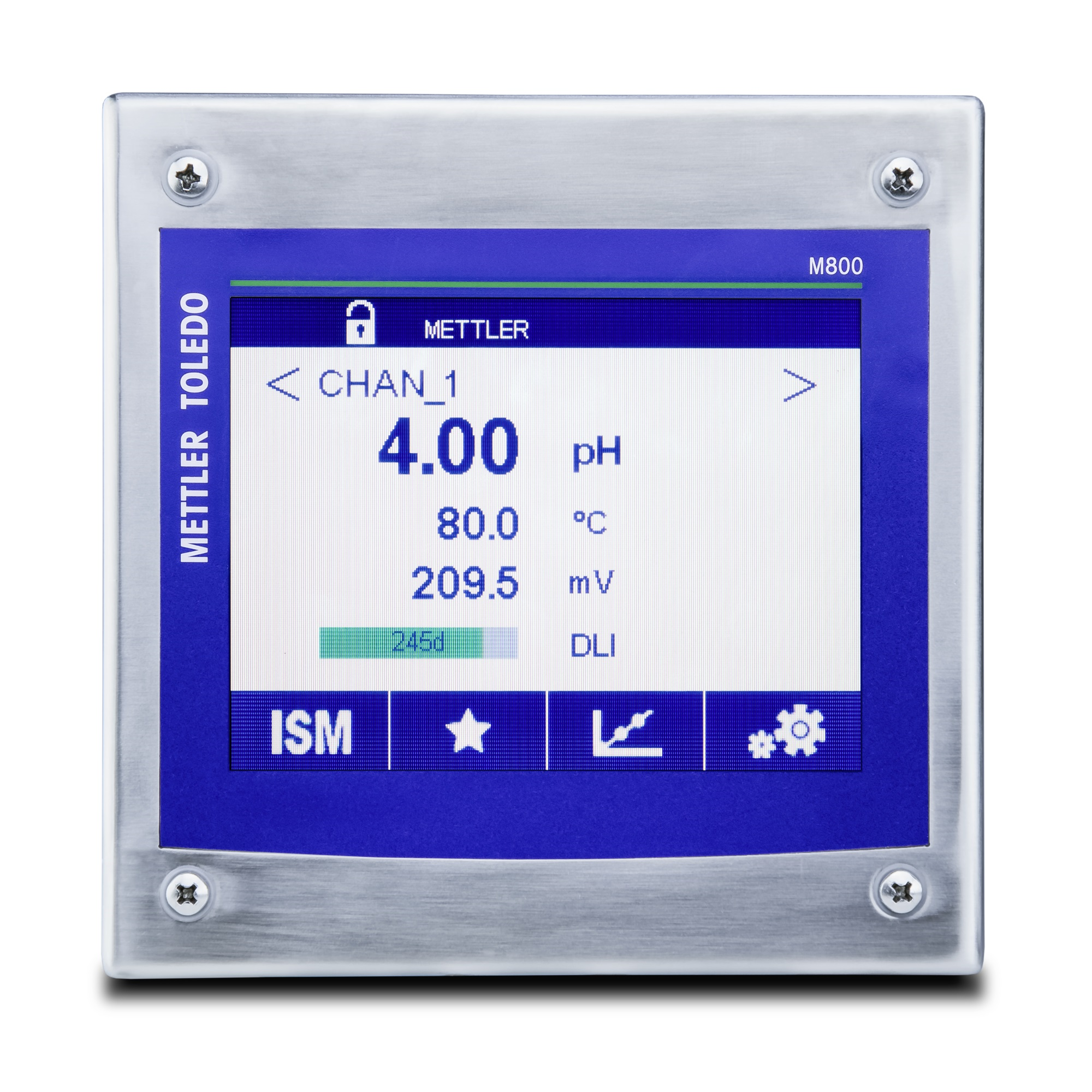 M800 Multi-Parameter Transmitter Alpha Controls & Instrumentation Inc.