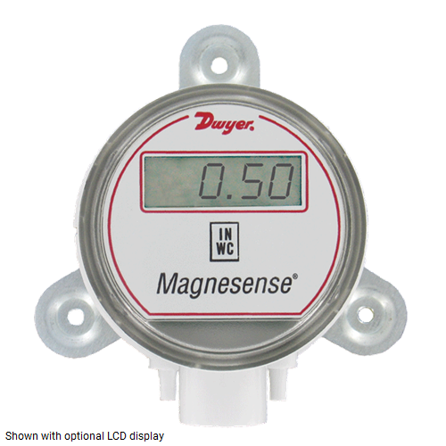 MS Magnesense Differential Pressure TransmitterAlpha Controls & Instrumentation Inc.