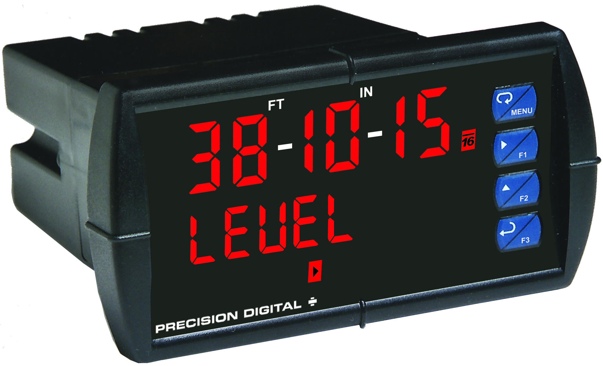 PD6001 ProVu Feet and Inches Level MeterAlpha Controls & Instrumentation Inc.