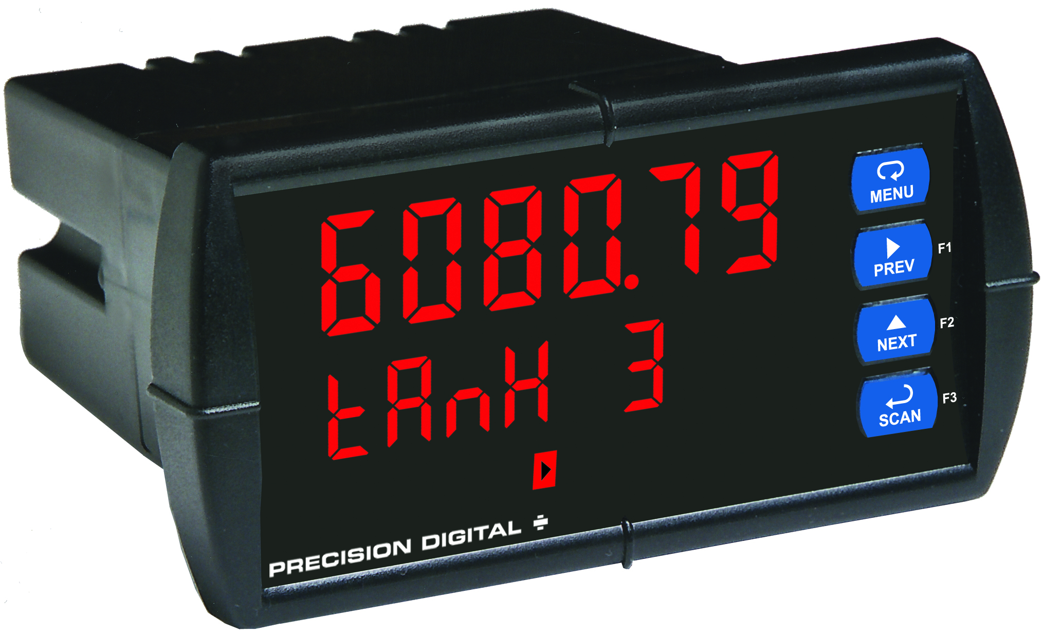 PD6080 ProVu Decimal Display Modbus ScannerAlpha Controls & Instrumentation Inc.