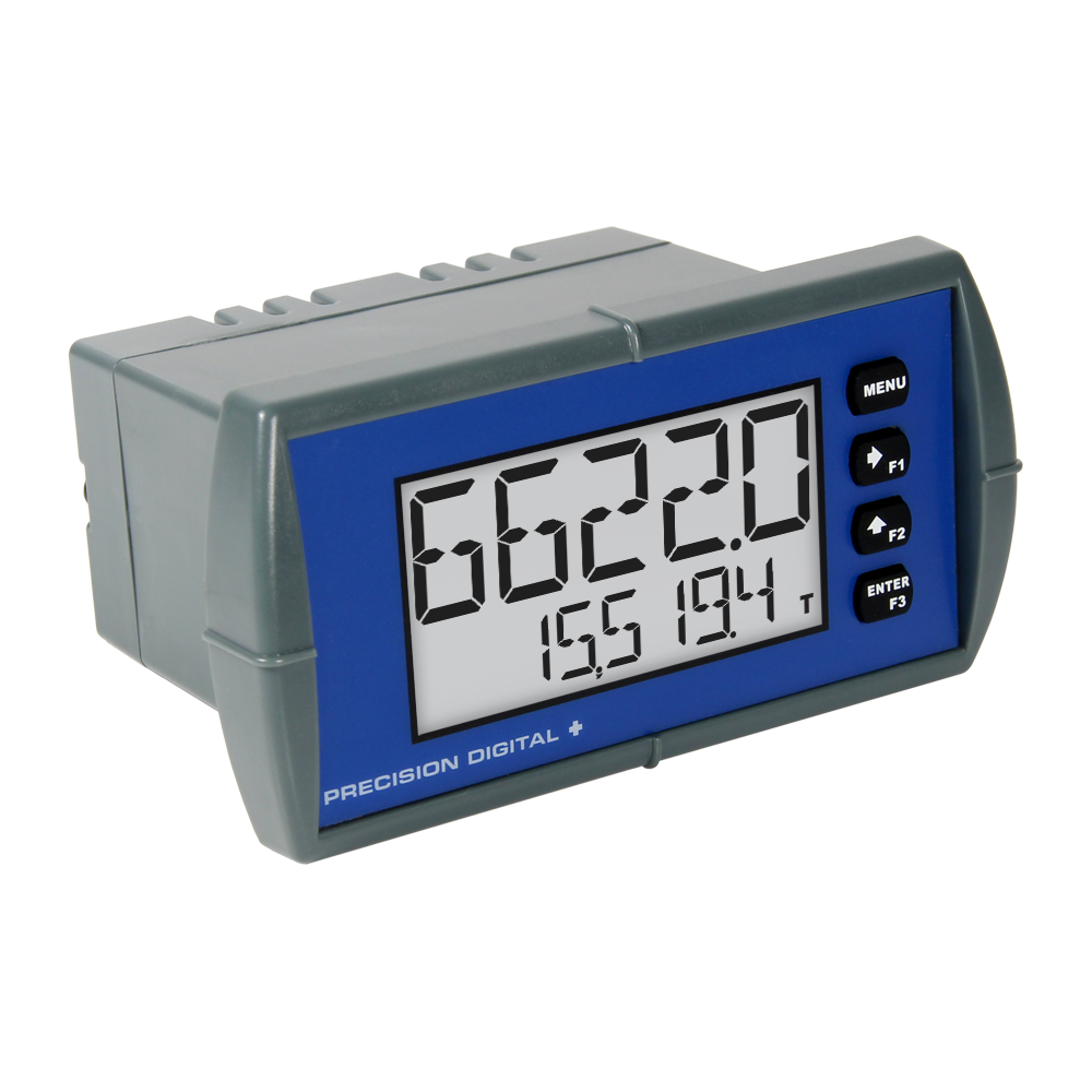 PD6620 Loop-Powered IS & Nonincendive Rate / TotalizerAlpha Controls & Instrumentation Inc.