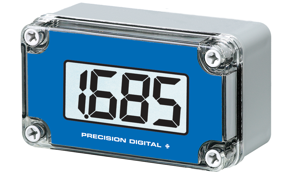 PD685 Loop-Powered NEMA 4X Digital Meter