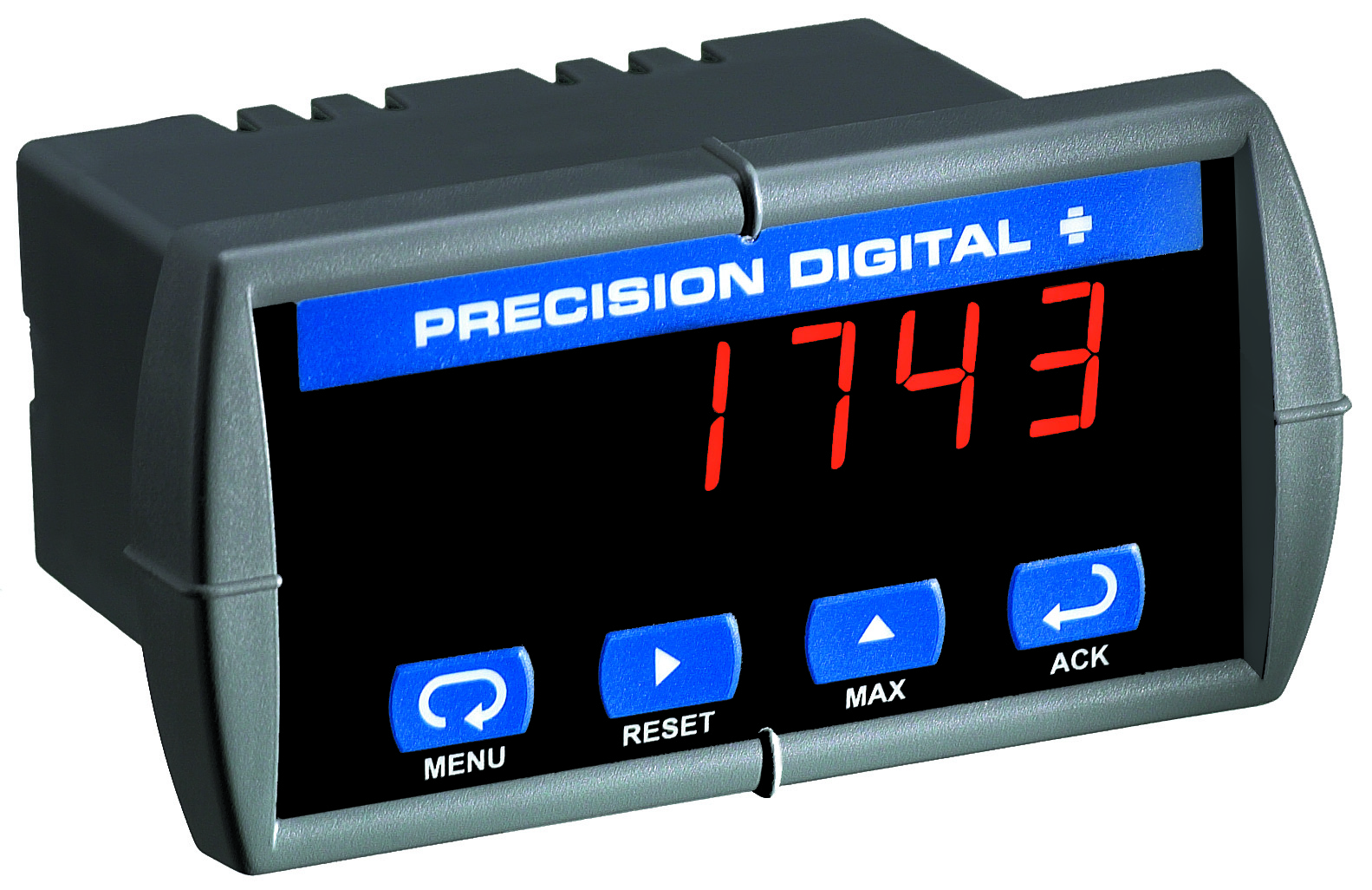 PD743 Sabre T Temperature Digital Panel MeterAlpha Controls & Instrumentation Inc.