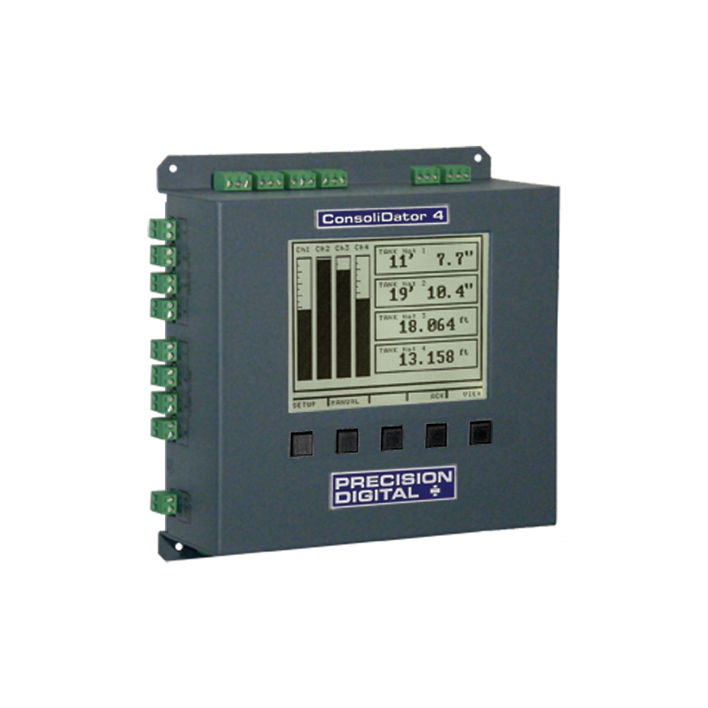 PD900 Consolidator Multi-Channel ControllerAlpha Controls & Instrumentation Inc.