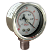 SG3 1.5 in Industrial Pressure Gage