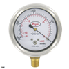 SGX / SGF Stainless Steel Low Pressure Gage