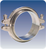 SH Type I Series Sanitary Clamp