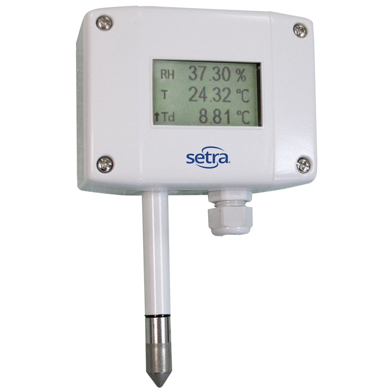 SRH300 Humidity and Temperature TransmitterAlpha Controls & Instrumentation Inc.