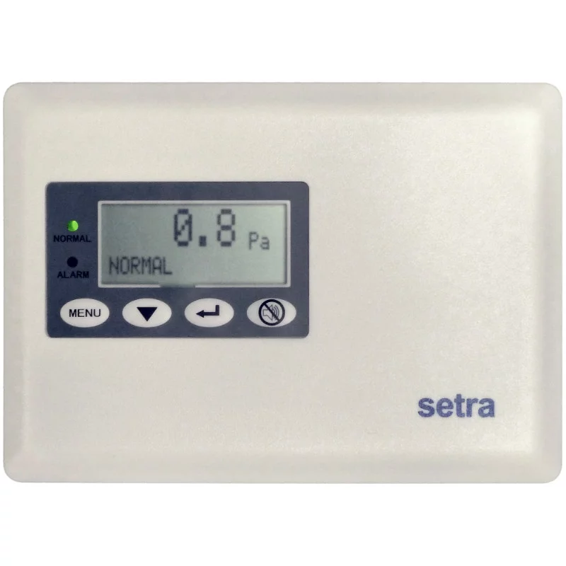SRIM1 Room Isolation MonitorAlpha Controls & Instrumentation Inc.