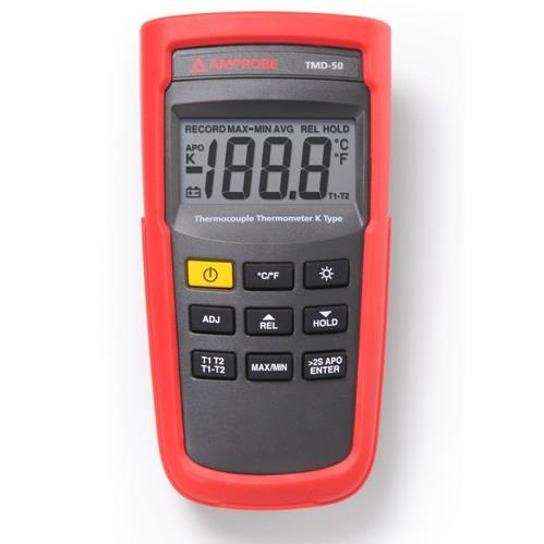 TMD-50 Thermocouple Thermometer K-TypeAlpha Controls & Instrumentation Inc.