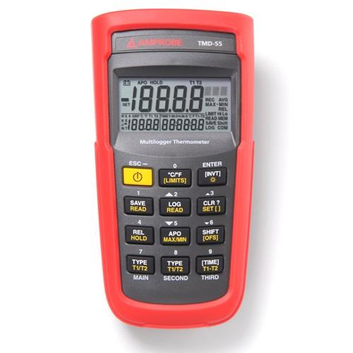 TMD-55 Digital ThermometerAlpha Controls & Instrumentation Inc.