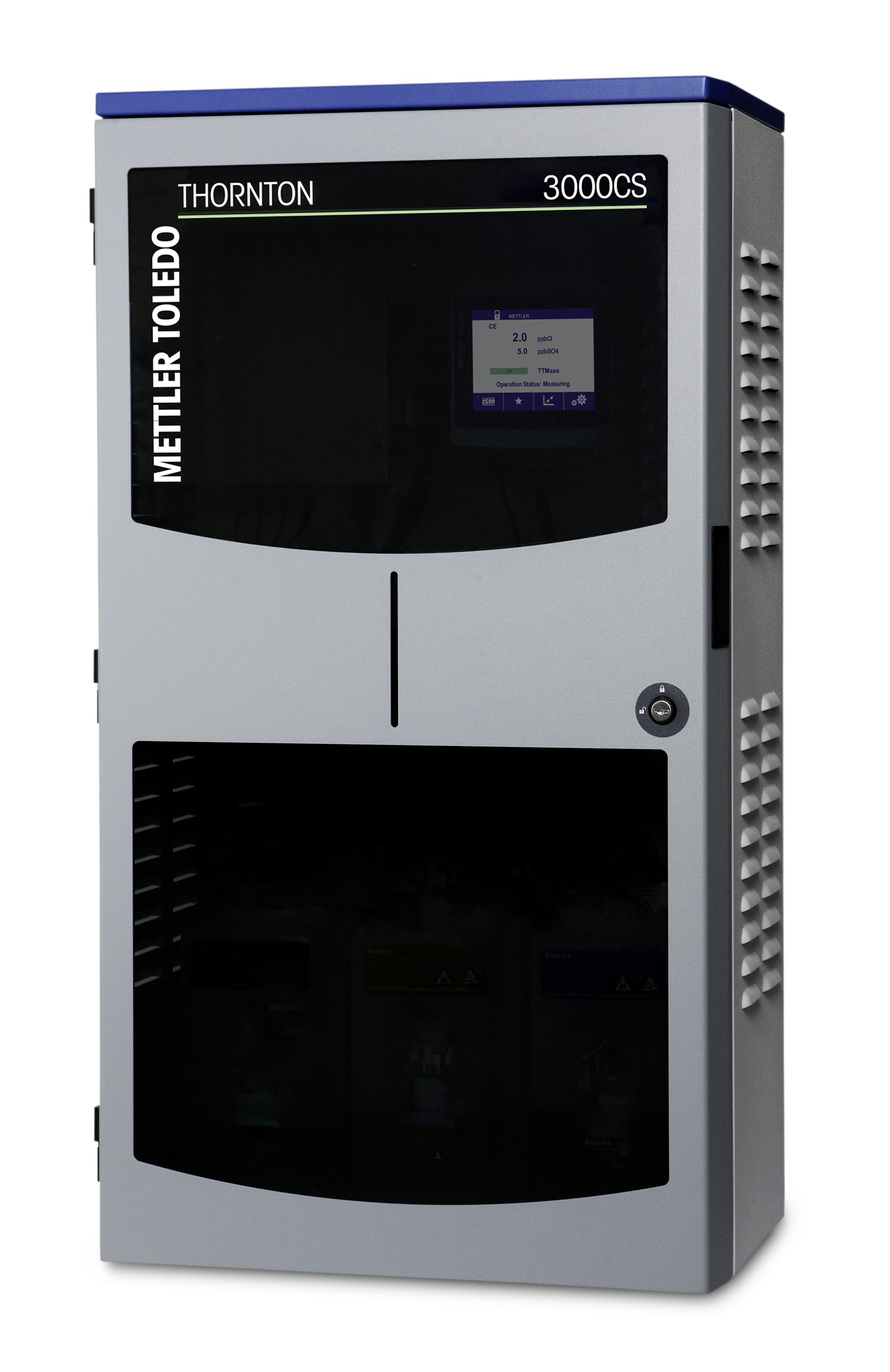 Thornton 3000CS Chloride/Sulfate Analyzer Alpha Controls & Instrumentation Inc.