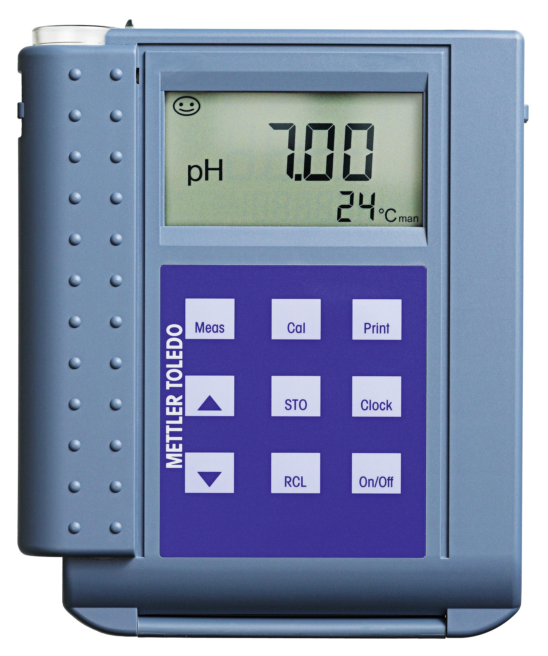 pH 1140 Portable pH Meter - Alpha Controls & Instrumentation